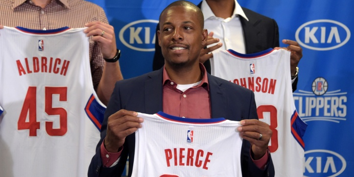 NBA: Los Angeles Clippers-Press Conference