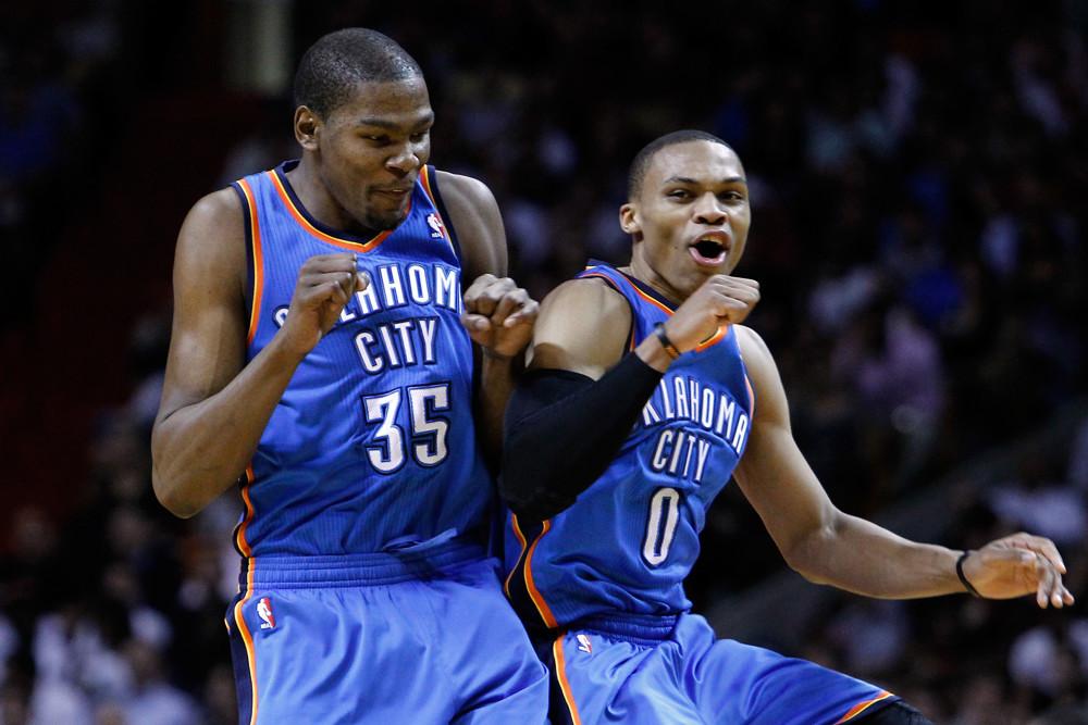 NBA: MAR 16 Thunder at Heat