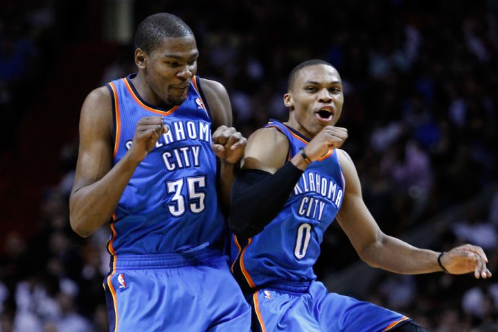 NBA: MAR 16 Thunder at Heat