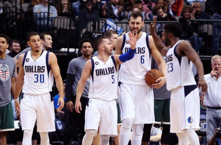 NBA: Milwaukee Bucks at Dallas Mavericks